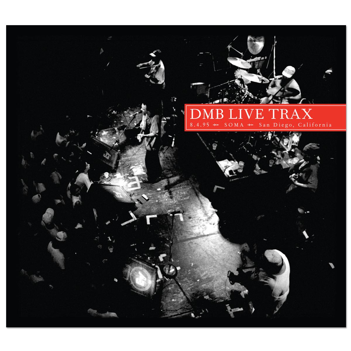 DMB Live Trax Vol. 21: SOMA