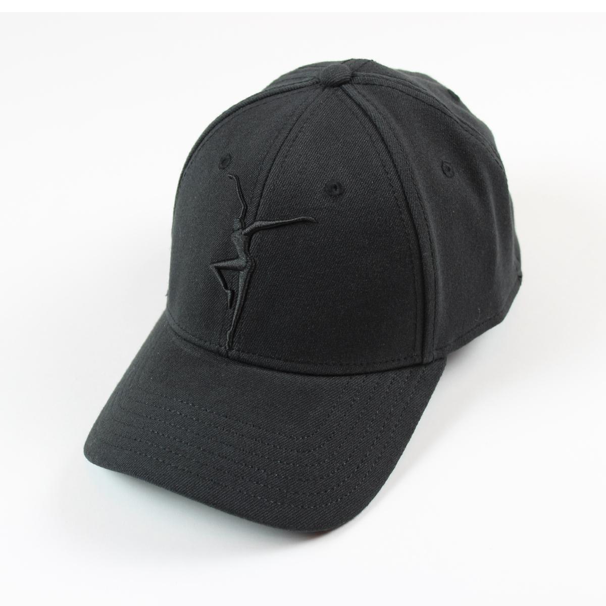 Black Firedancer Hat