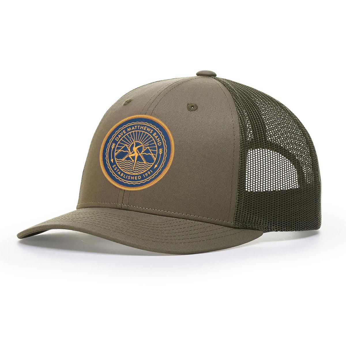 Mountain Firedancer Trucker Hat