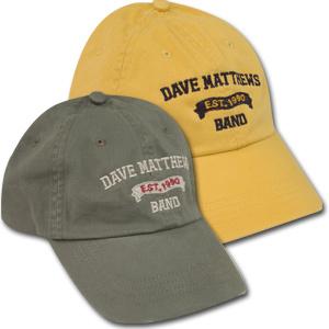 DMB Established 1990 Banner Hat