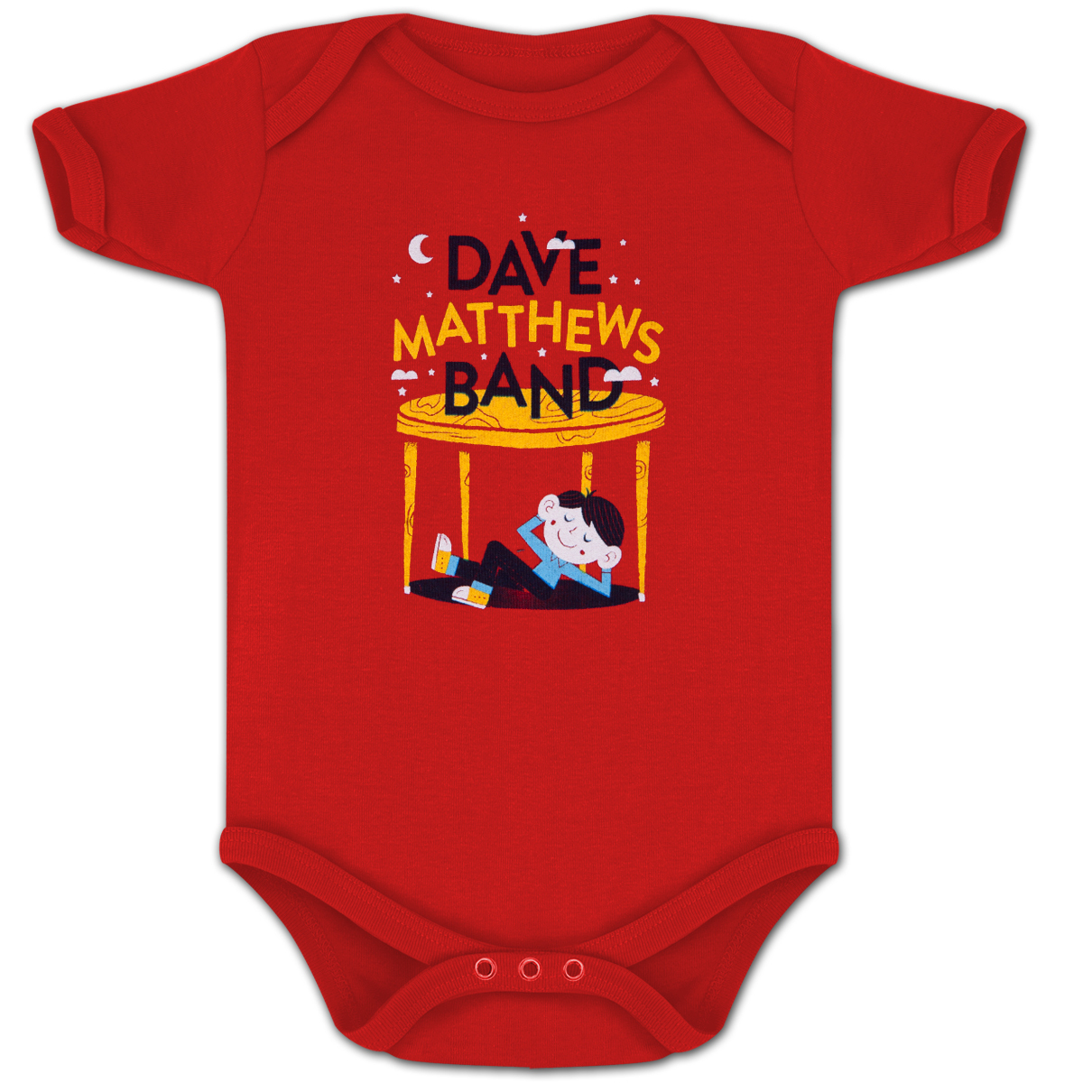 DMB Under The Table Onesie