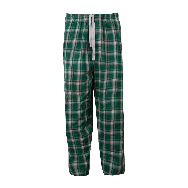 DMB Flannel Firedancer PJ Pants - Green/White