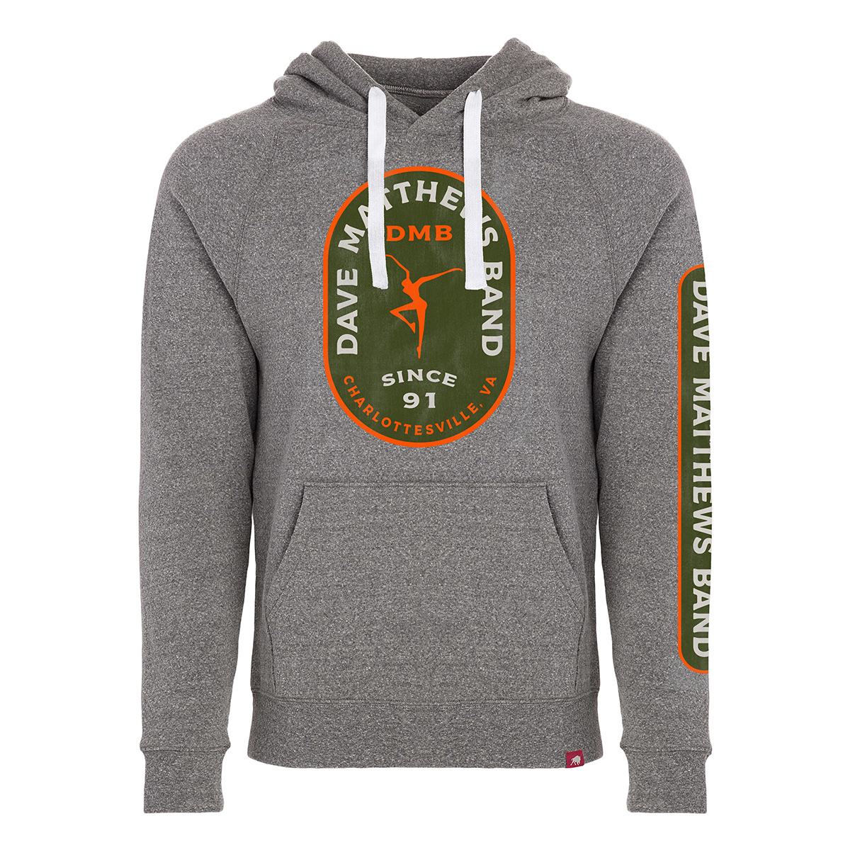 Since 91 Badge Pullover Hoody