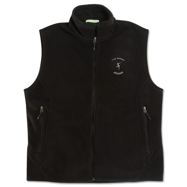 DMB 2009 Gorge Event Fleece Vest