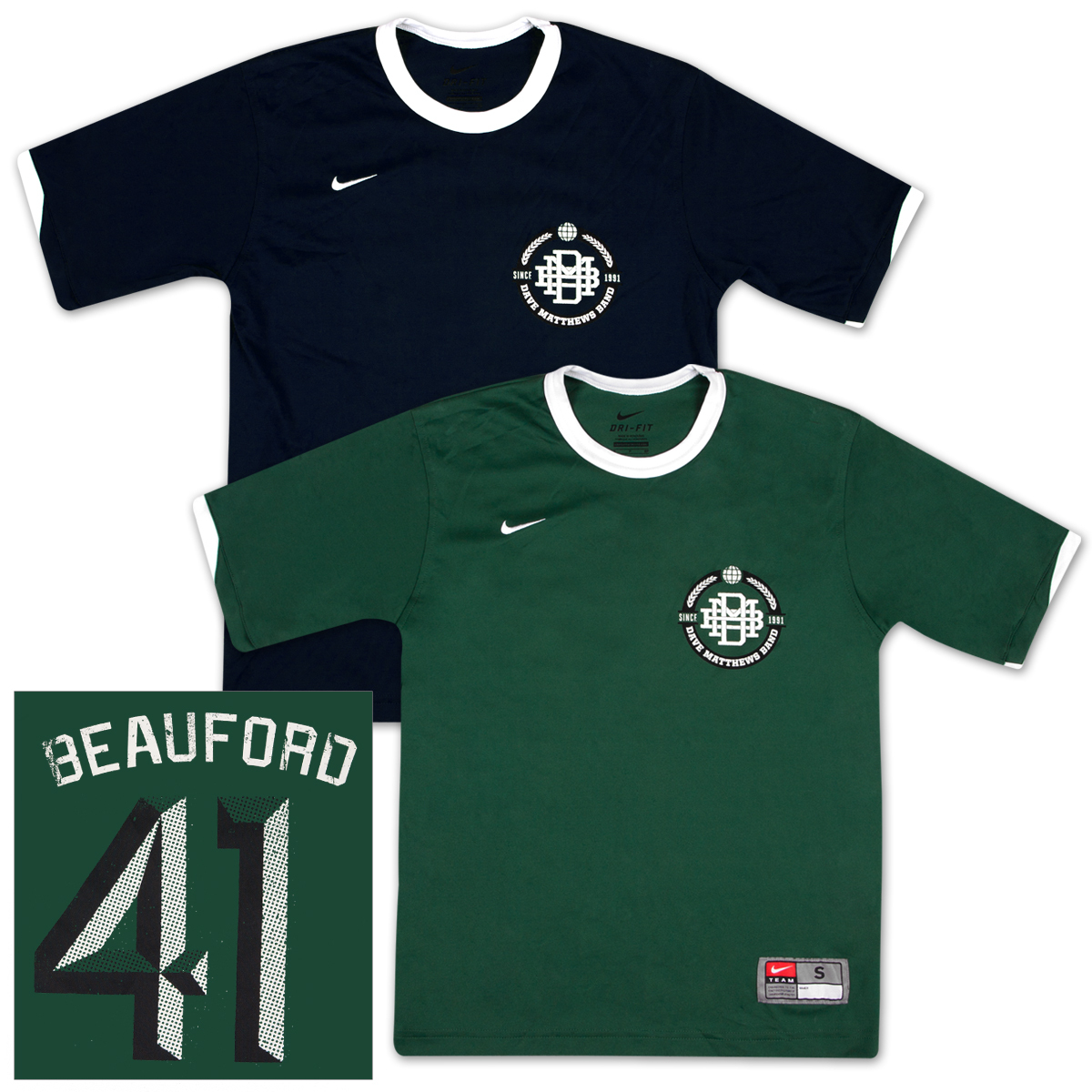 DMB Beauford Soccer Jersey