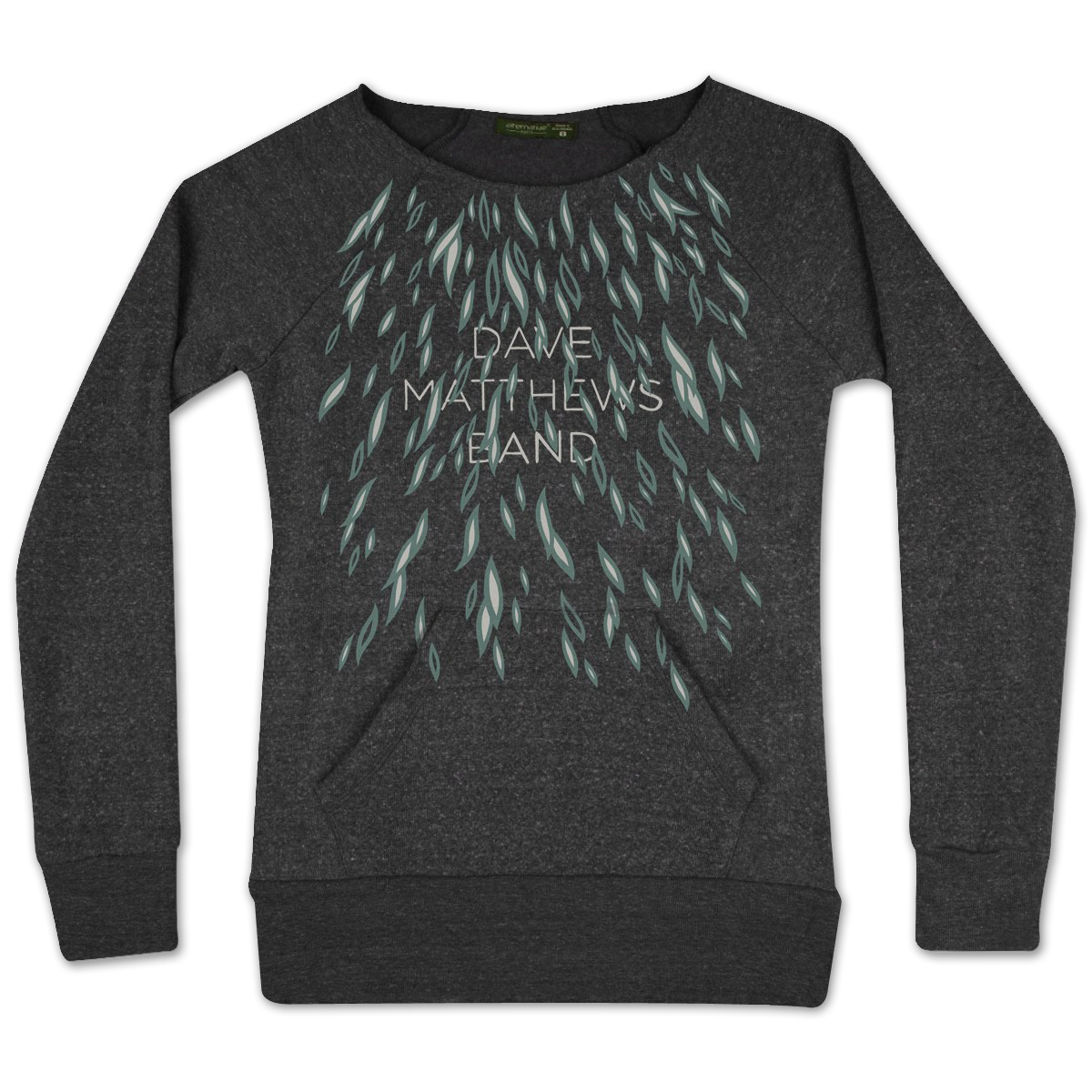 Falling Feathers Flashdance Sweat