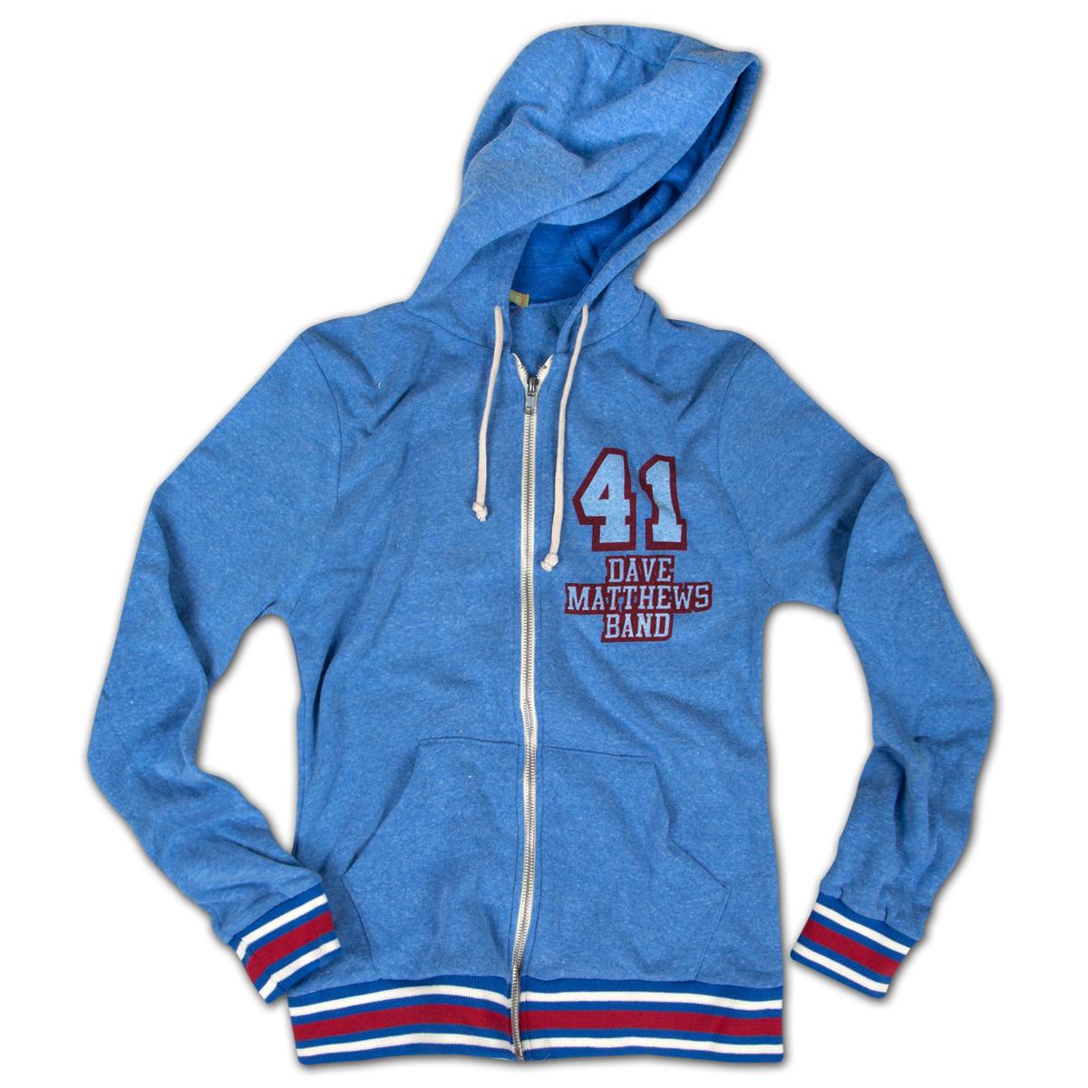 DMB #41 Vintage Sports Hoodie