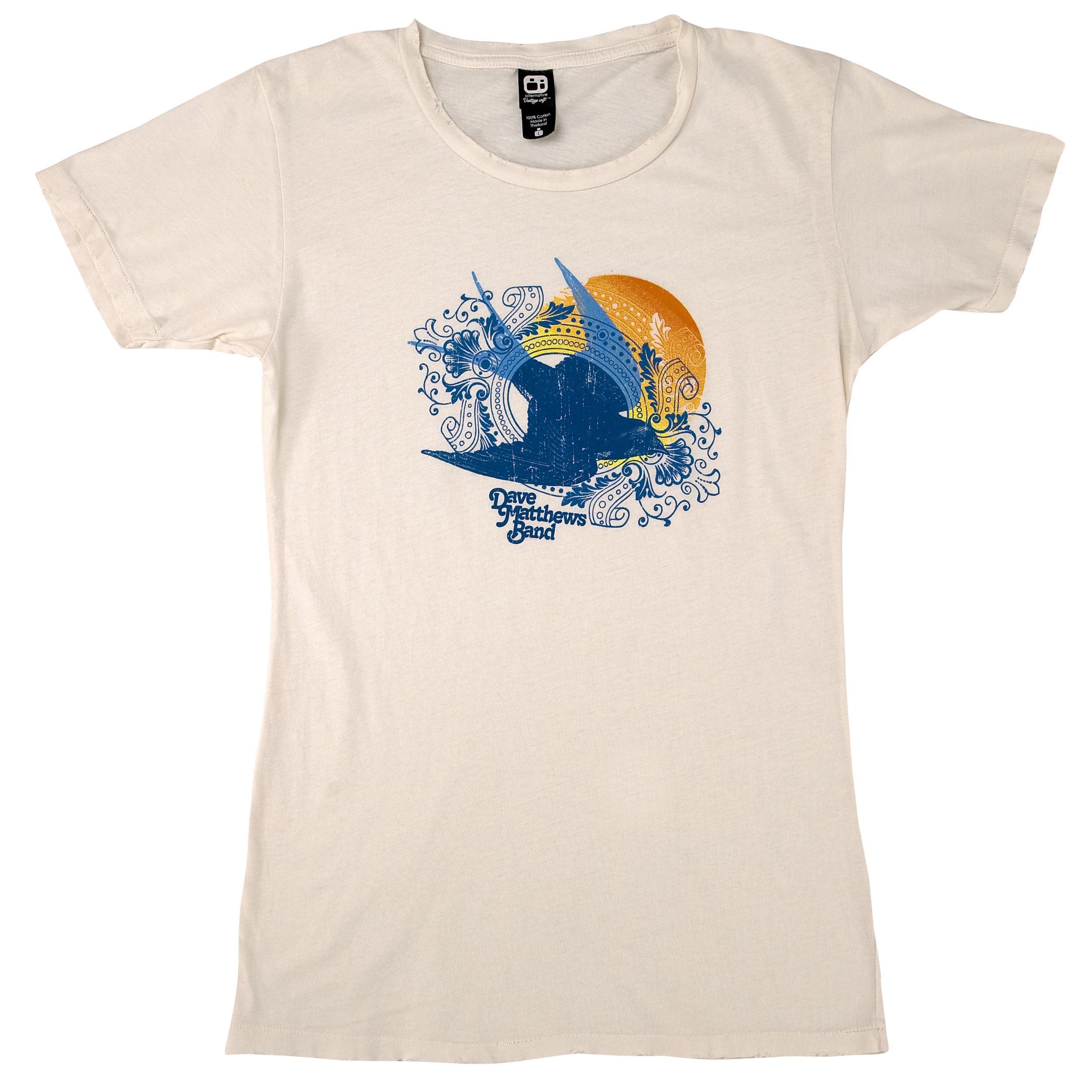 DMB Women's Natural Bird Shirt