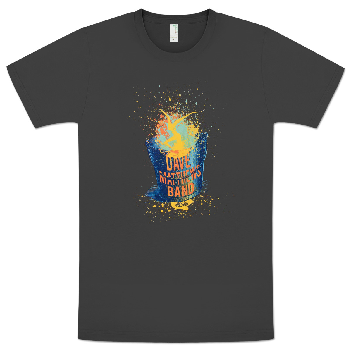 DMB Paint Bucket Shirt