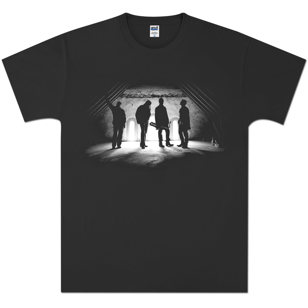 DMB Danny Clinch Photo Shirt Version 2