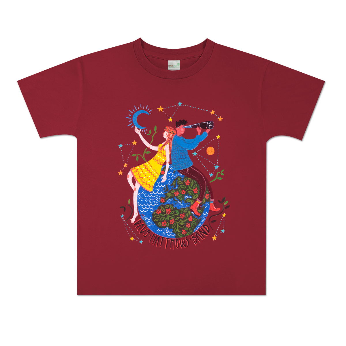 On Top of the World Kids' Shirt