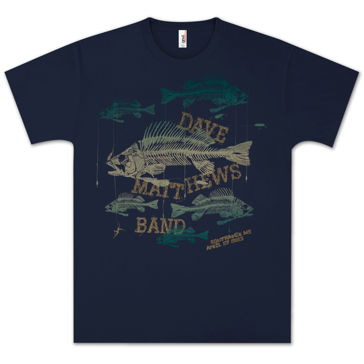 DMB Southaven, MS Men's Event Shirt