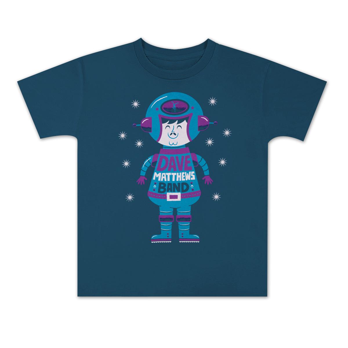 DMB 2013 Kids Spaceman Tee