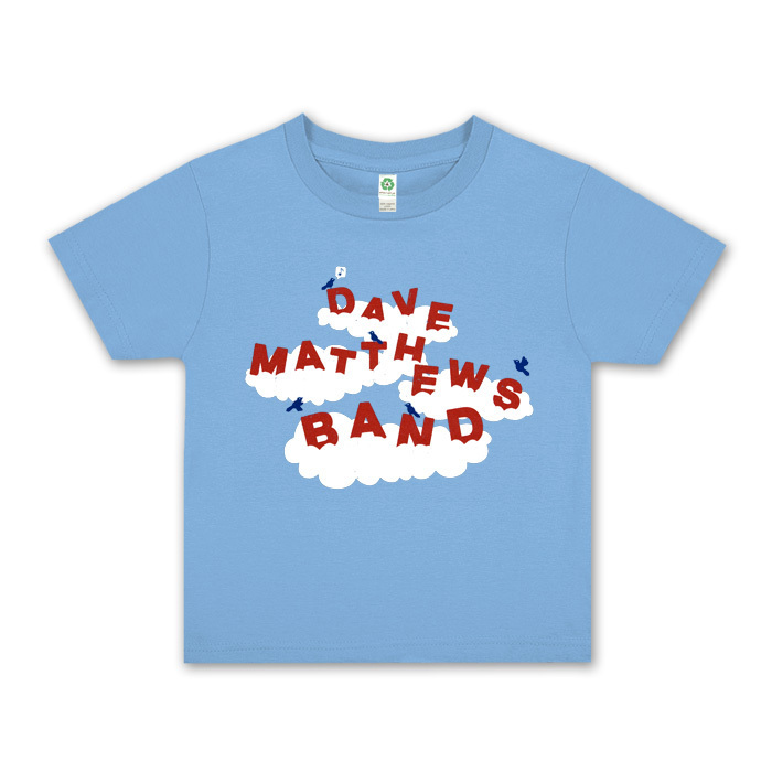 DMB Organic Toddler Clouds Tee