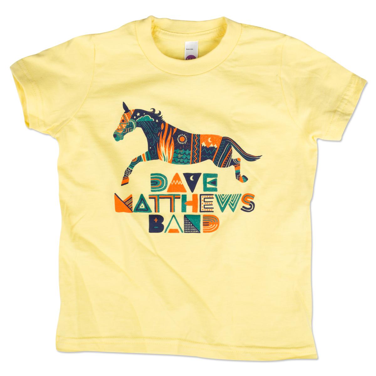 DMB Toddler Horse Tee