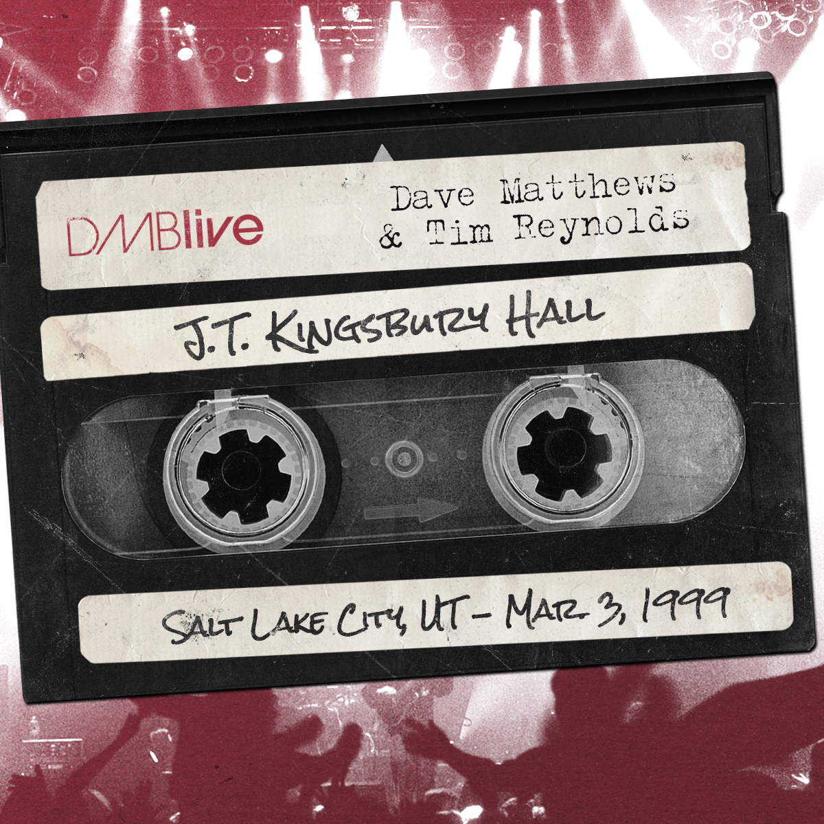 DMBLive J.T. Kingsbury Hall, Salt Lake City, UT, 3/3/1999
