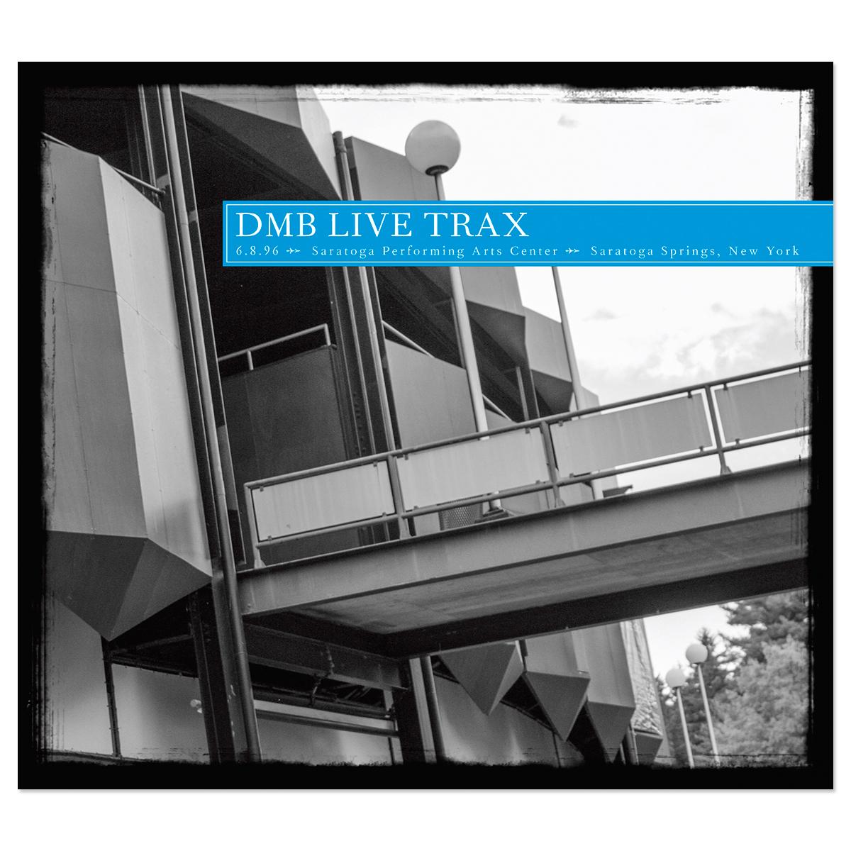 Dmb Live Trax Vol 38 Saratoga Performing Arts Center