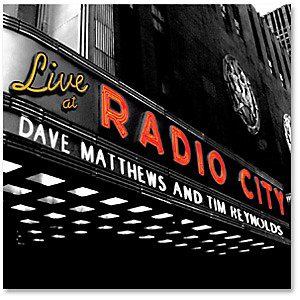 Dave and Tim Live at Radio City
