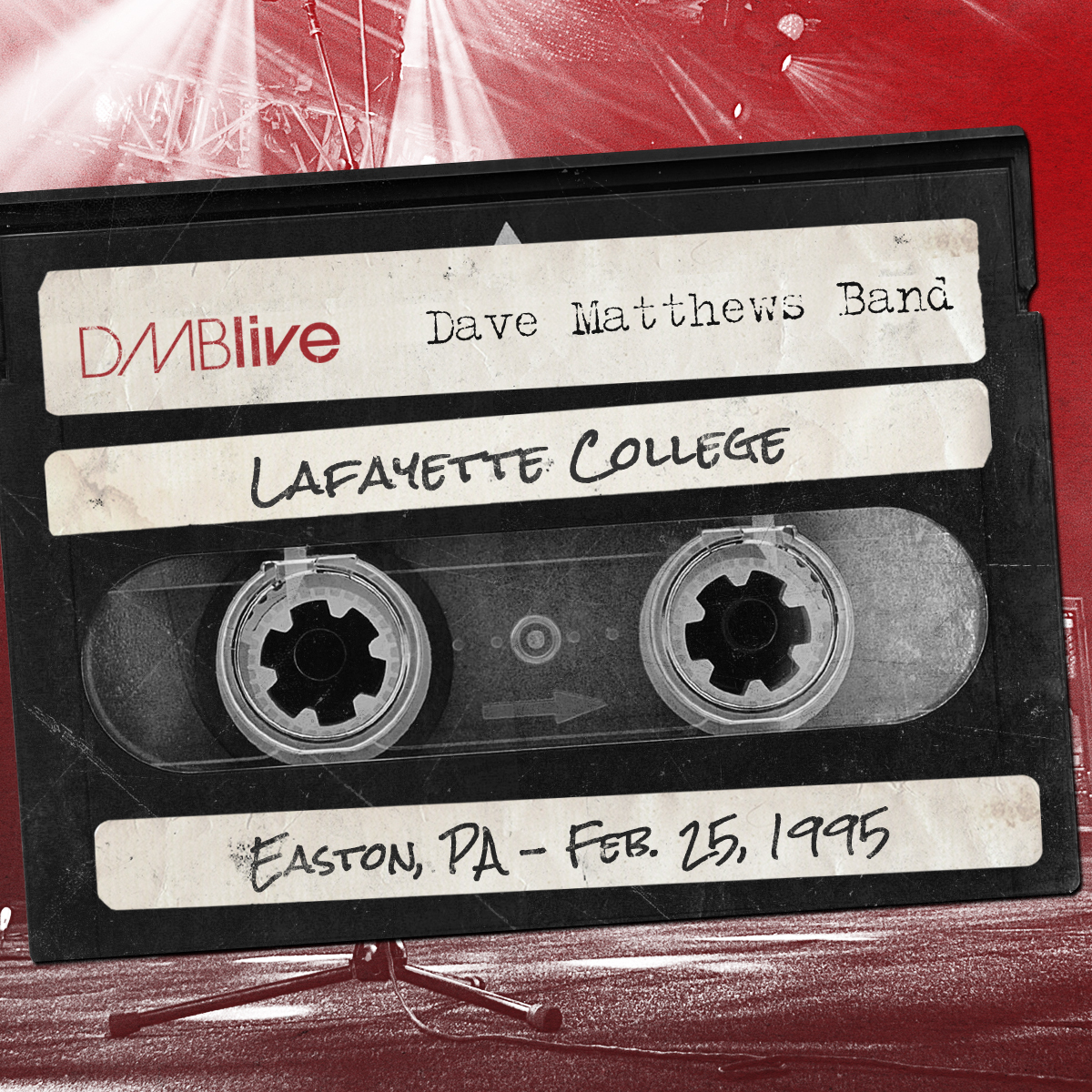 DMB Lafayette College, Easton, PA 2/25/1995