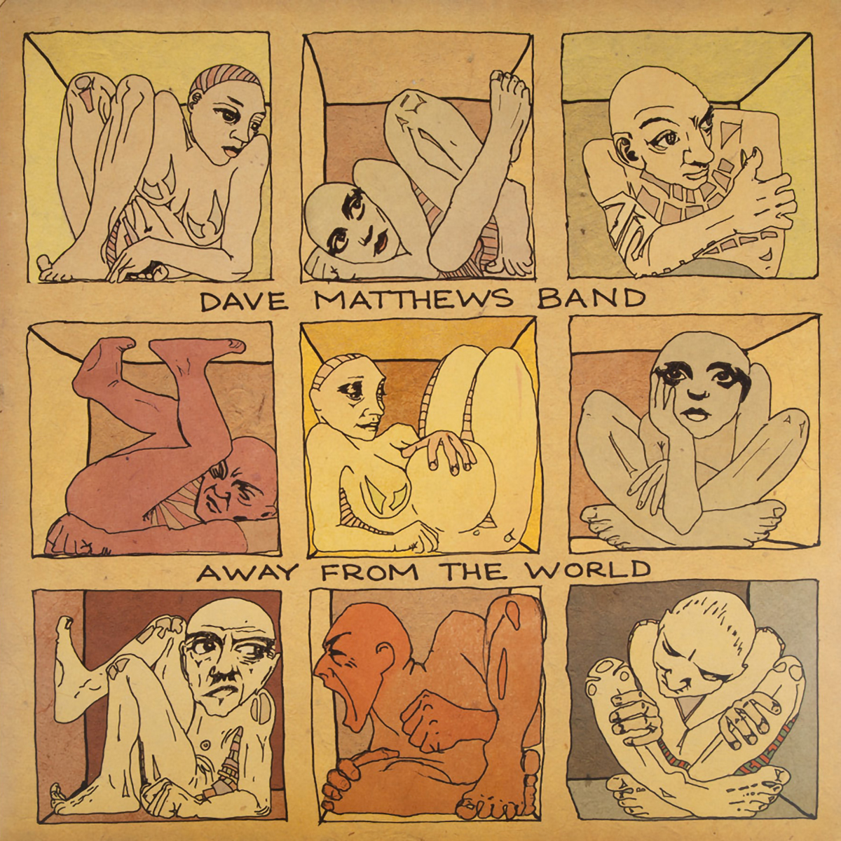 Dave Matthews Band 'Away From The World' Double Vinyl