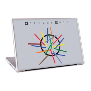"Depeche Mode 15"""" Lap Top Skin"