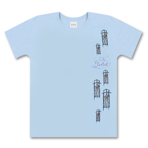 Blue Sled Girls' Tee