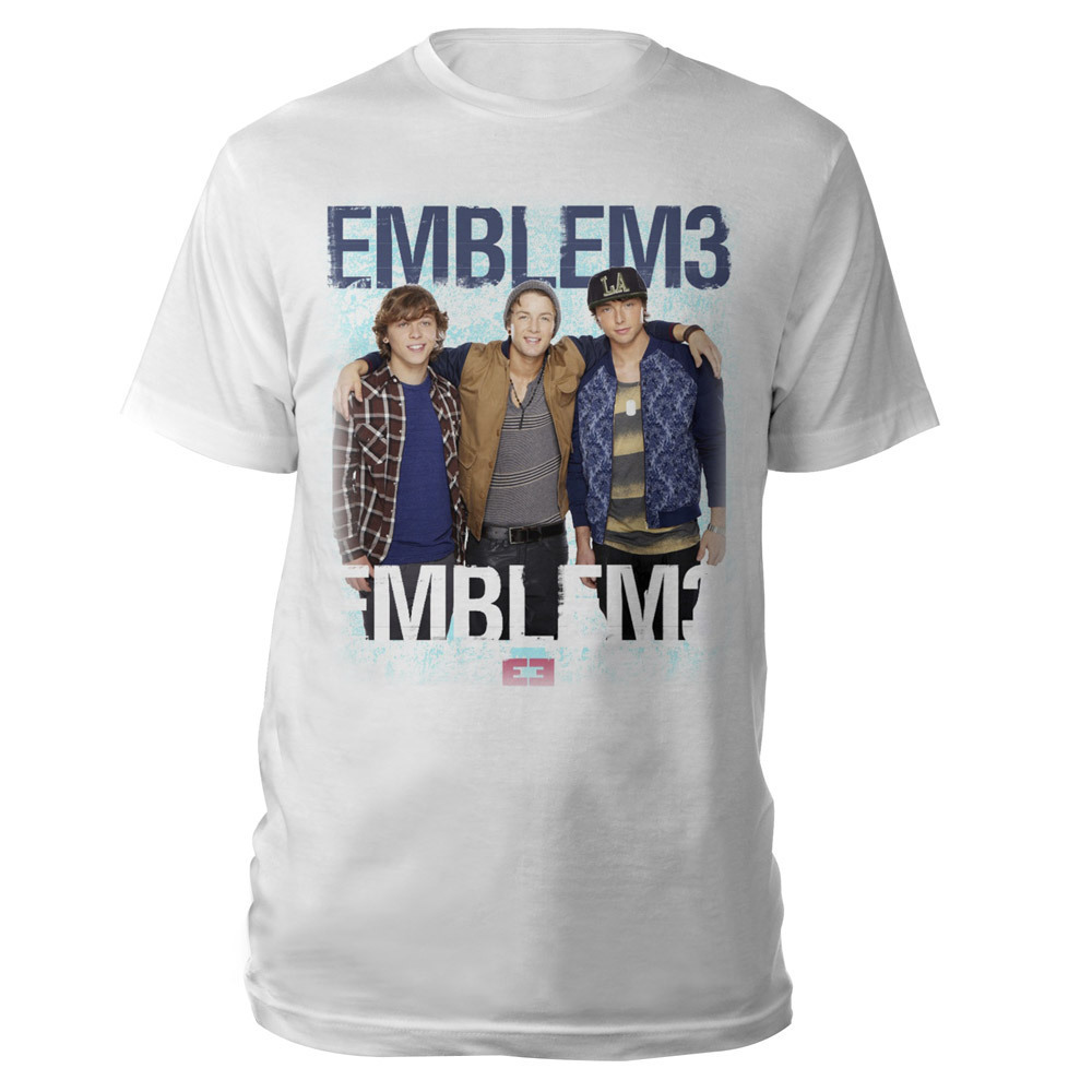 Emblem3 Chloe Single Tee