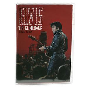 Elvis '68 Comeback Special DVD