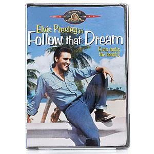 ELVIS Follow That Dream DVD