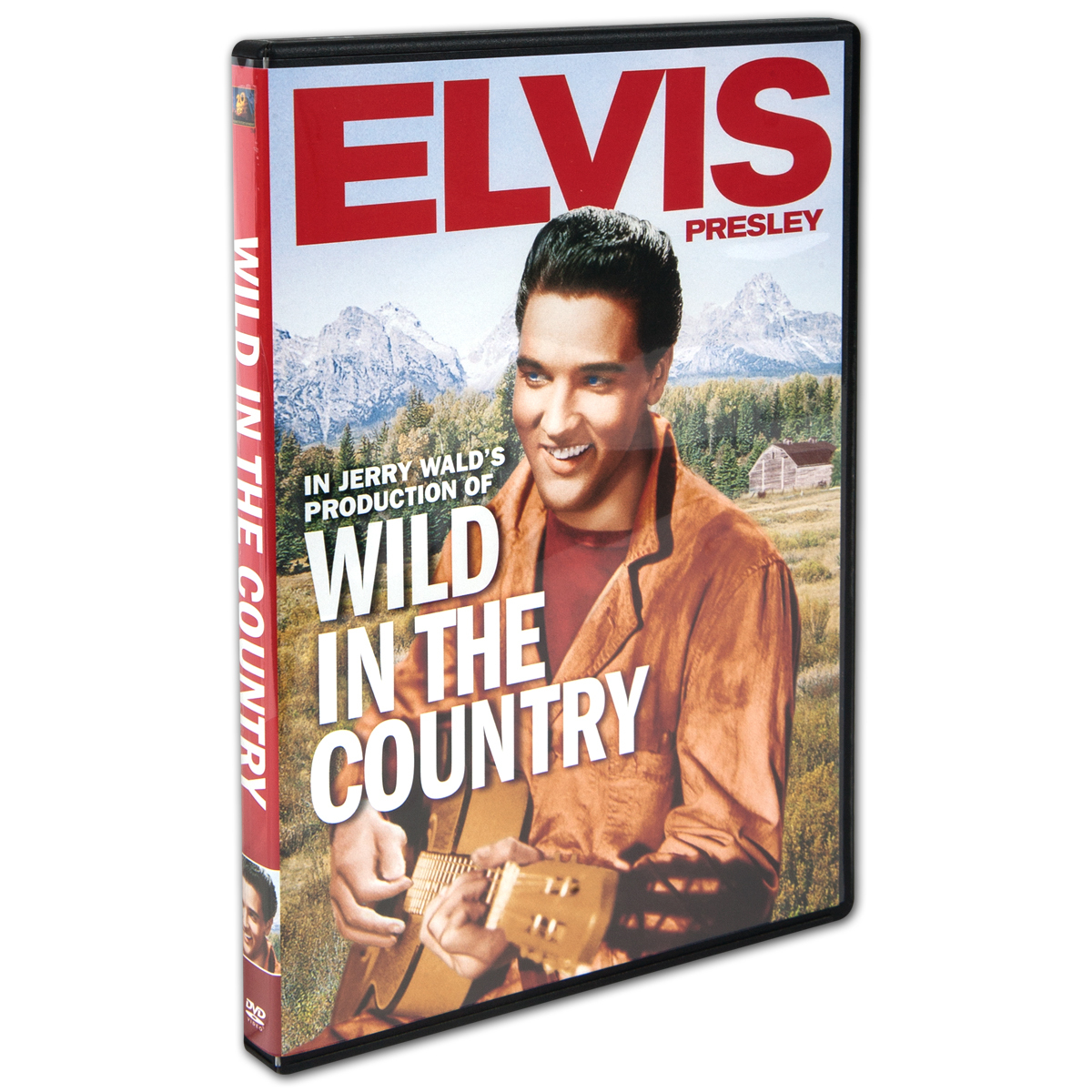 ELVIS Wild In The Country DVD