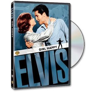 ELVIS Girl Happy DVD