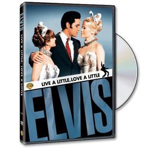 ELVIS Live a Little, Love a Little DVD