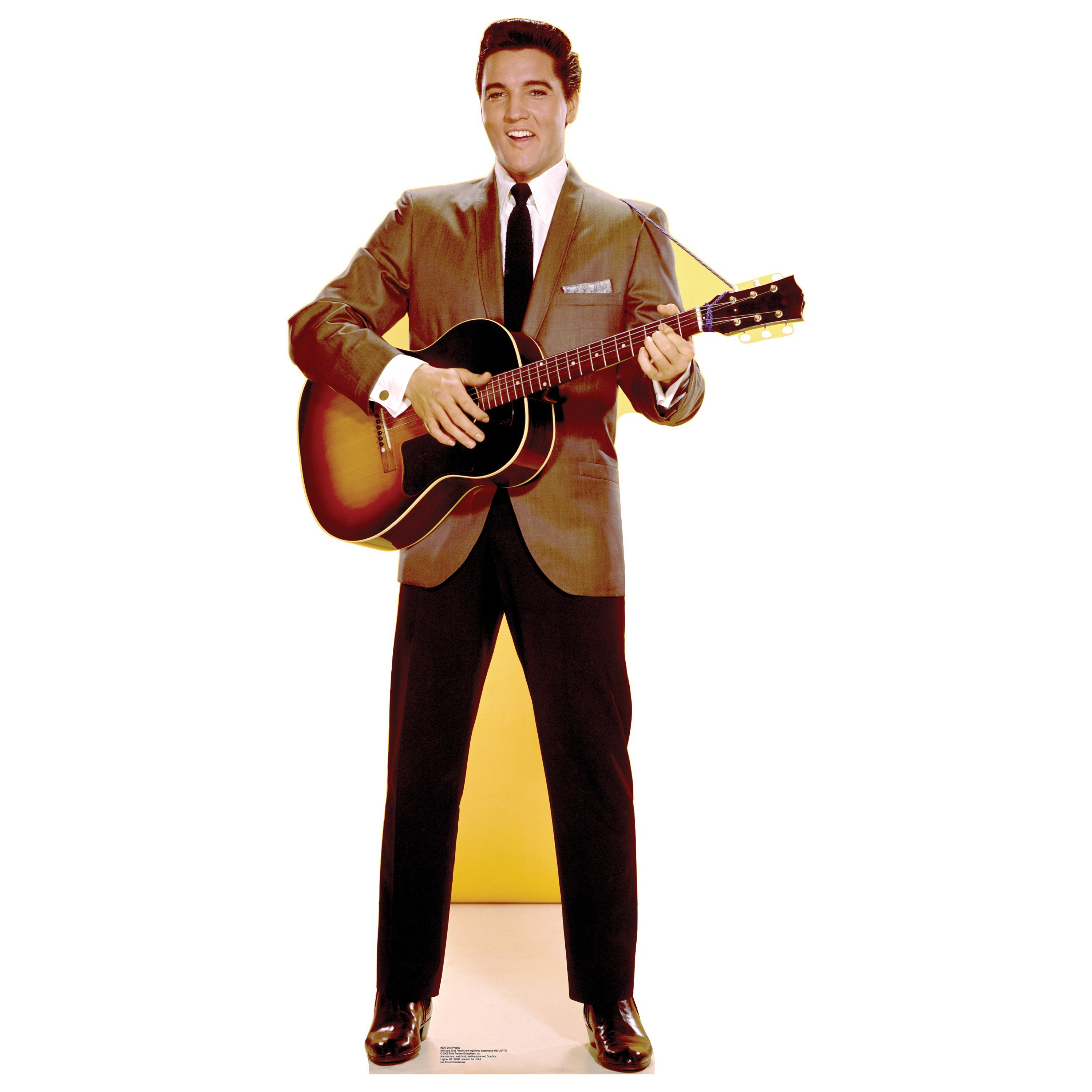Elvis It Happened at the World's Fair Lifesize Talking Stand Up