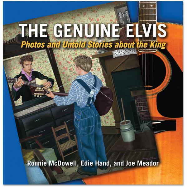 The Genuine Elvis Book