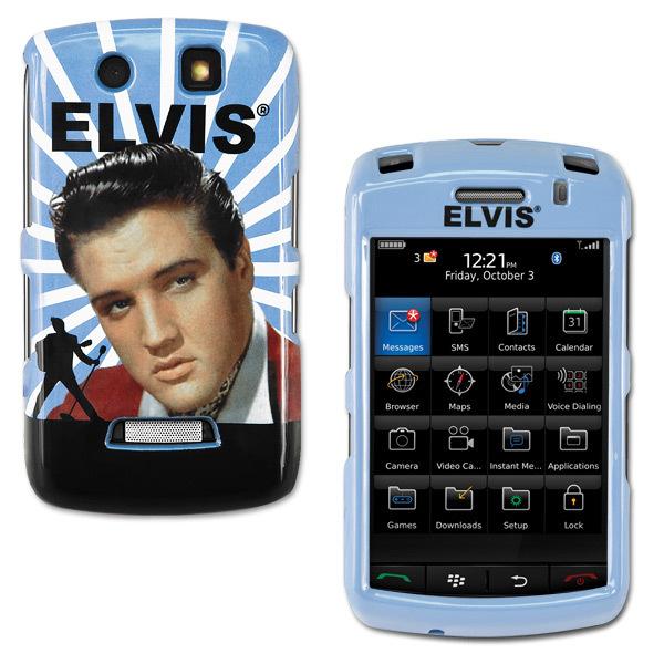 Elvis Sunburst Storm 9500 Snap-On Case