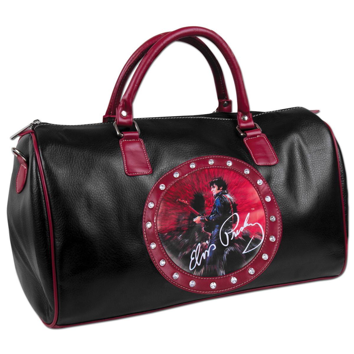 Elvis '68 Special Fragment Handbag