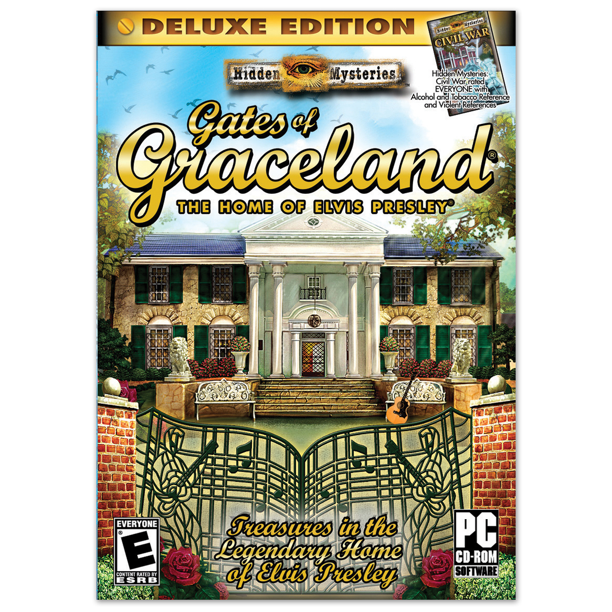 Elvis Gates of Graceland PC Game