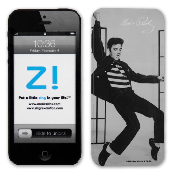 Elvis Jailhouse iPhone 5 Skin