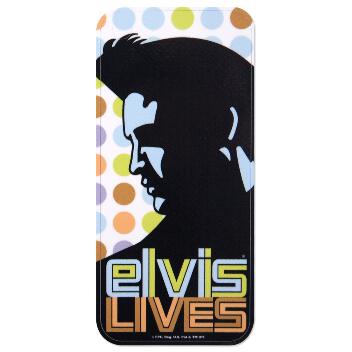 Elvis Elvis Lives iPhone 5 Skin