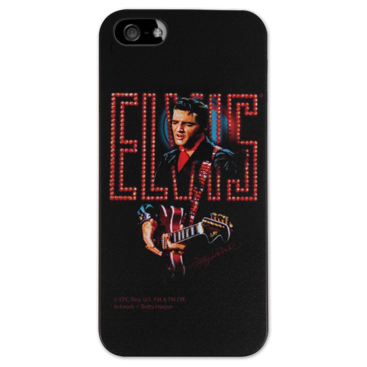 Elvis '68 Special iPhone 5 Case