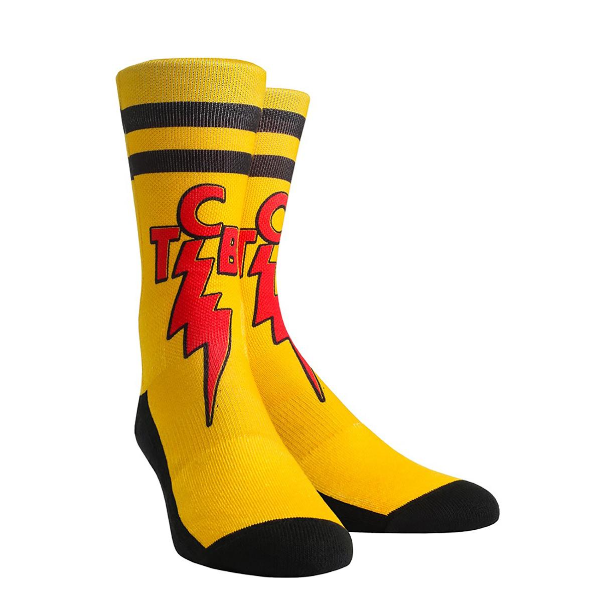 Elvis Presley TCB/Silhouette Socks - Adult
