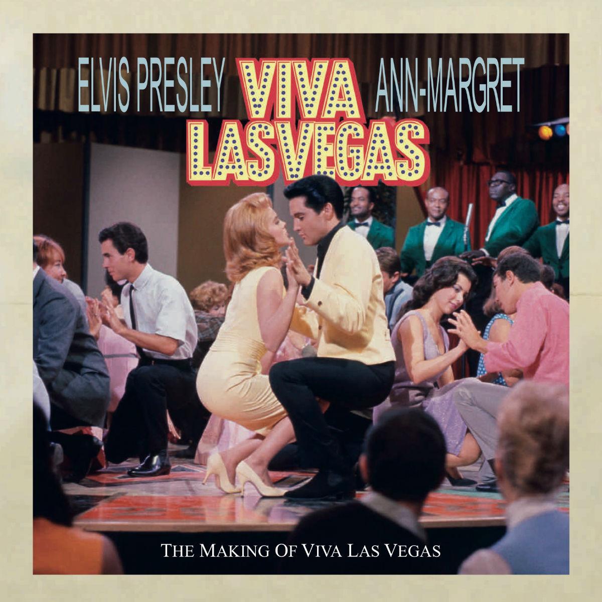 The Making of Viva Las Vegas FTD Book + CD