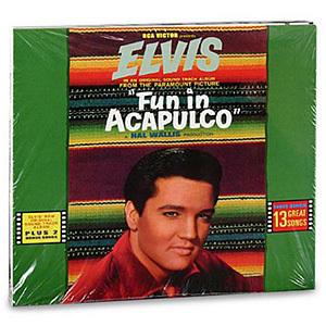 Elvis - Fun in Acapulco FTD CD