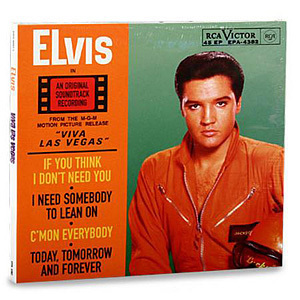 Elvis - Viva Las Vegas Soundtrack FTD CD