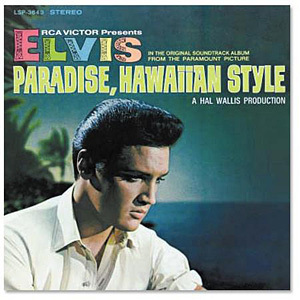 ELVIS Paradise, Hawaiian Style FTD CD