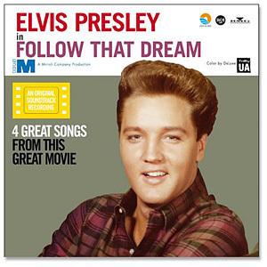 ELVIS Follow That Dream FTD CD