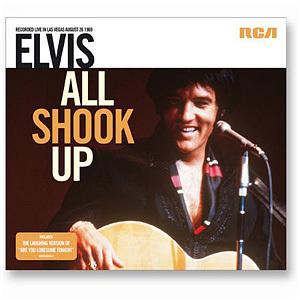 ELVIS All Shook Up FTD CD
