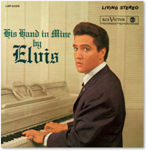 Elvis His Hand In My Mine FTD CD