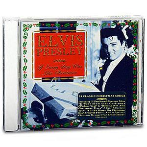 Elvis If Everyday Was Like Christmas CD