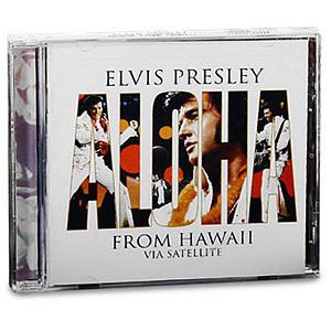Elvis - Aloha from Hawaii CD